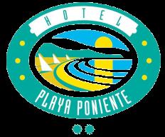 hotel playa poniente gijon logotipo
